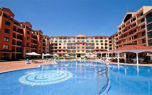 Тур в Diamant Residence Hotel & Spa 4☆ Болгария, Солнечный берег