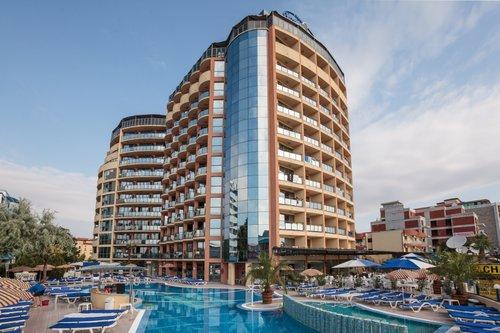 Тур в Smartline Meridian Hotel 4☆ Болгария, Солнечный берег