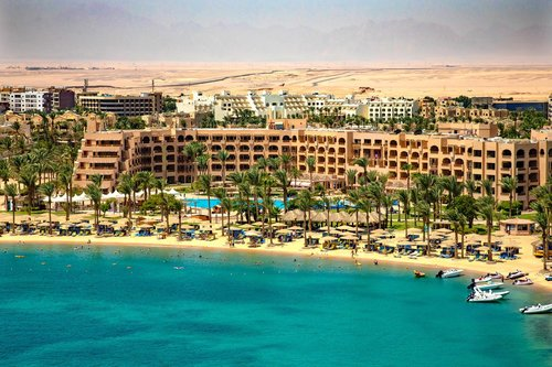 Тур в Continental Hotel Hurghada 5☆ Єгипет, Хургада