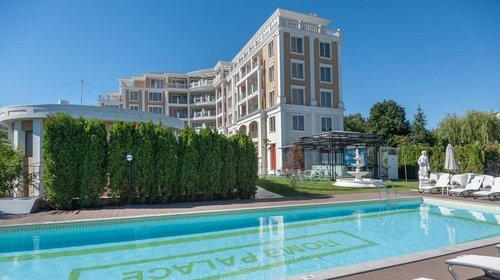 Тур в Rome Palace Hotel 4☆ Болгарія, Сонячний берег