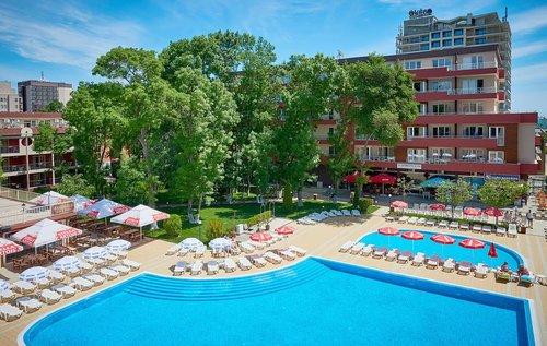 Тур в Zornitsa Residence 3☆ Болгария, Солнечный берег
