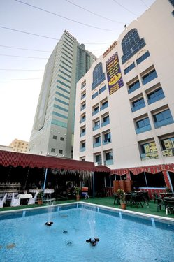 Тур в Al Bustan Hotel Flats 3☆ ОАЭ, Шарджа