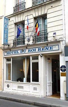 Горящий тур в Roi Rene 2☆ Франция, Париж