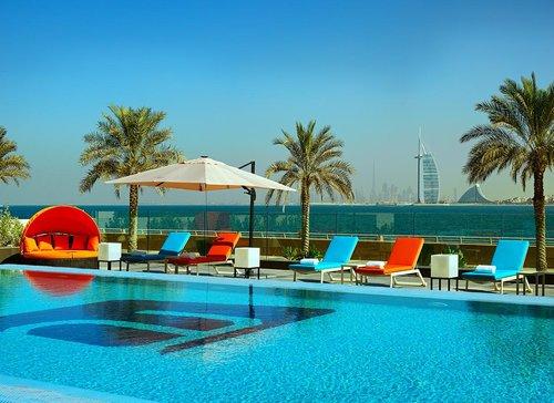 Тур в Aloft Palm Jumeirah 4☆ ОАЭ, Дубай