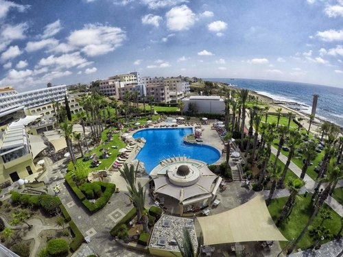 Тур в St. George Hotel Spa & Golf Beach Resort 4☆ Кипр, Пафос