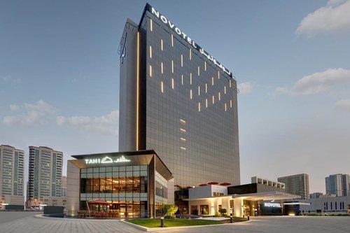 Тур в Novotel Sharjah Expo Centre 4☆ ОАЭ, Шарджа