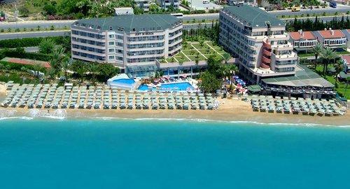 Тур в Aska Just In Beach 5☆ Турция, Алания