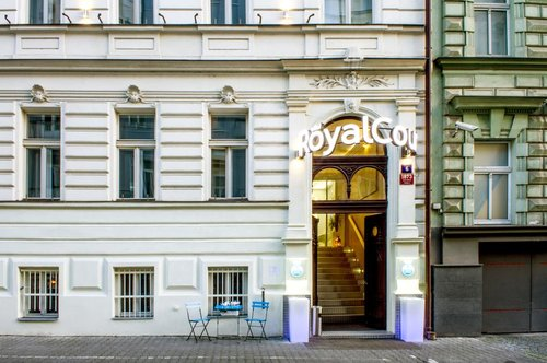 Горящий тур в Royal Court Hotel 4☆ Чехия, Прага