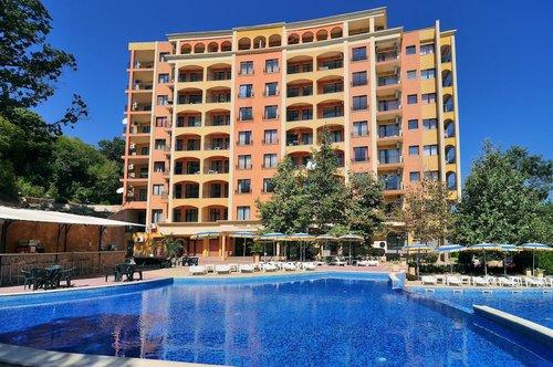 Тур в Paradise Green Park 3☆ Болгария, Золотые пески