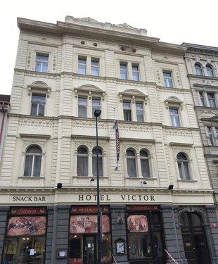 Тур в Victor Hotel 3☆ Чехия, Прага