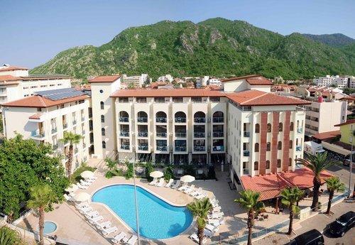 Тур в Club Hotel Diana 3☆ Турция, Мармарис
