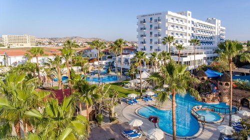 Тур в Lordos Beach Hotel 4☆ Кипр, Ларнака
