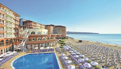 Тур в Sol Luna Bay Resort 4☆ Болгария, Обзор