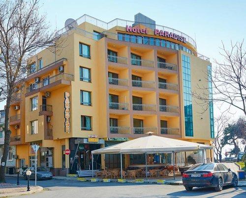 Тур в Paradise Pomorie Hotel 3☆ Болгария, Поморие