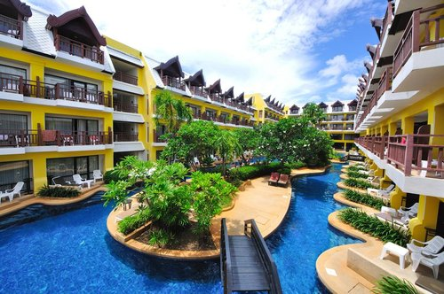 Тур в Woraburi Phuket Resort & Spa 4☆ Таиланд, о. Пхукет