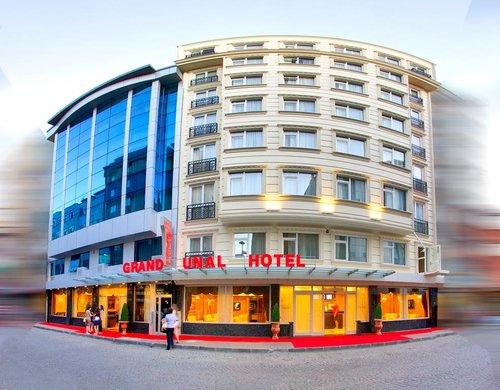 Горящий тур в Grand Unal Hotel 3☆ Турция, Стамбул