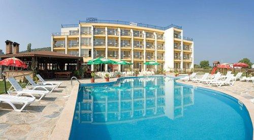 Тур в Argo Park Hotel 3☆ Болгария, Обзор
