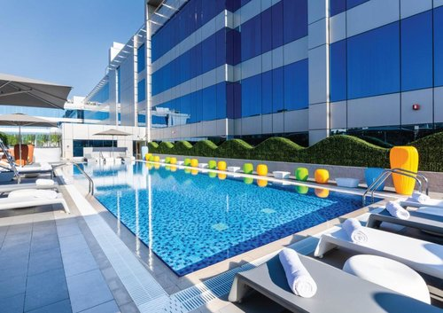Тур в Studio M Arabian Plaza Hotel 3☆ ОАЕ, Дубай
