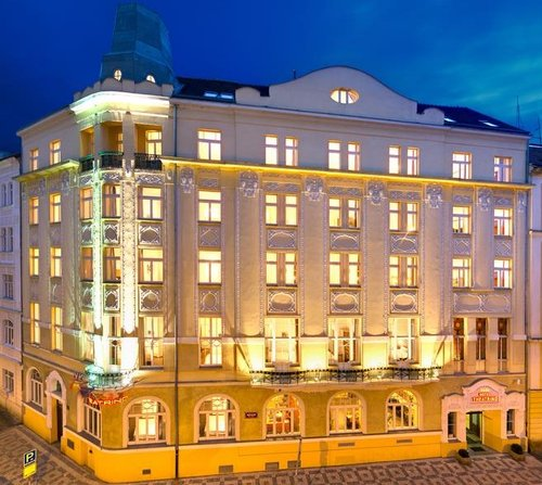 Тур в Theatrino Hotel 4☆ Чехия, Прага
