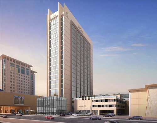 Тур в Avani Ibn Battuta Dubai Hotel 4☆ ОАЭ, Дубай