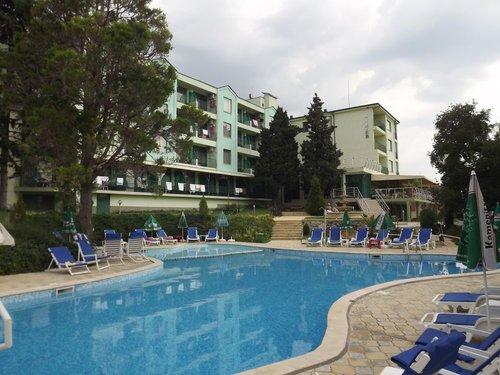 Тур в Silver Hotel 3☆ Болгария, Золотые пески
