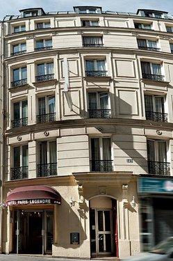 Гарячий тур в Paris Legendre 2☆ Франція, Париж