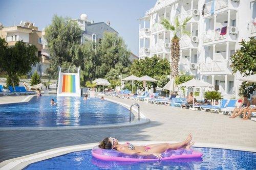 Тур в Halici Hotel 3☆ Турция, Мармарис