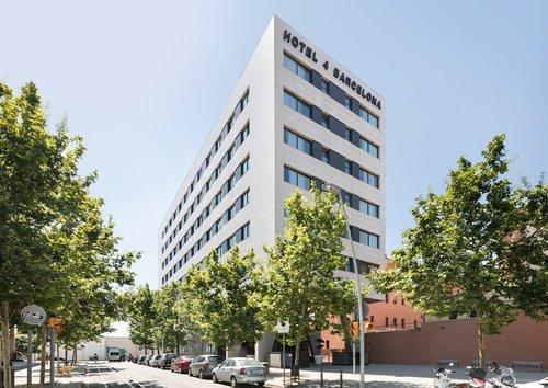 Тур в Best 4 Barcelona Hotel 4☆ Испания, Барселона