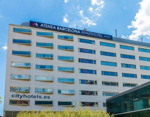 Тур в Aparthotel Atenea Barcelona 4☆ Іспанія, Барселона