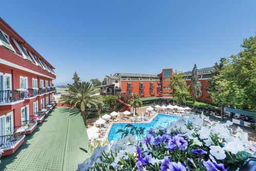 Тур в Asdem Park Hotel 4☆ Турция, Кемер