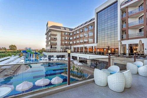 Тур в Glamour Resort & Spa 5☆ Турция, Сиде