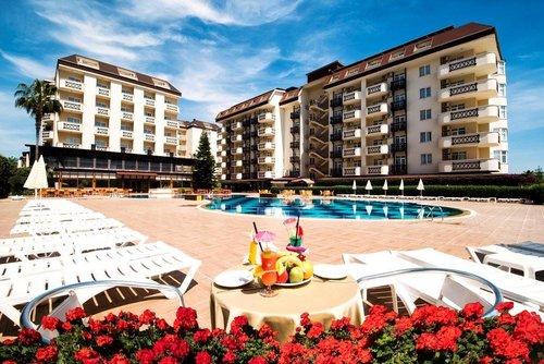 Тур в Titan Garden Hotel 4☆ Турция, Алания
