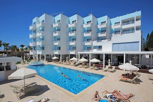 Тур в Okeanos Beach Hotel 3☆ Кипр, Айя Напа
