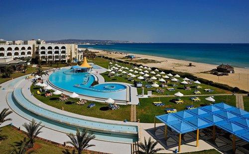 Тур в Iberostar Averroes Hotel 4☆ Туніс, Хаммамет