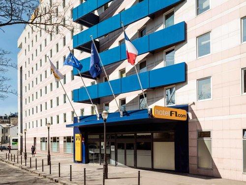 Тур в F1 Paris Saint Ouen Marche Aux Puces Hotel 2☆ Франція, Париж