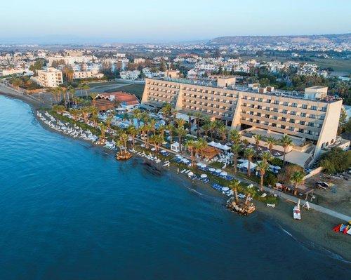 Тур в Palm Beach Hotel & Bungalows 4☆ Кипр, Ларнака