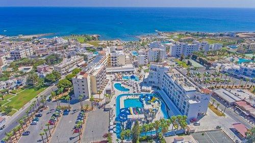 Тур в Anastasia Beach Hotel 4☆ Кипр, Протарас