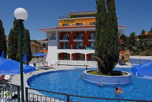 Тур в Kiparisite Hotel 4☆ Болгария, Солнечный берег