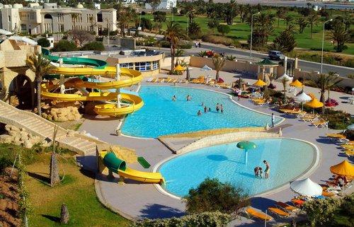 Горящий тур в Houda Golf & Beach Club 3☆ Тунис, Монастир