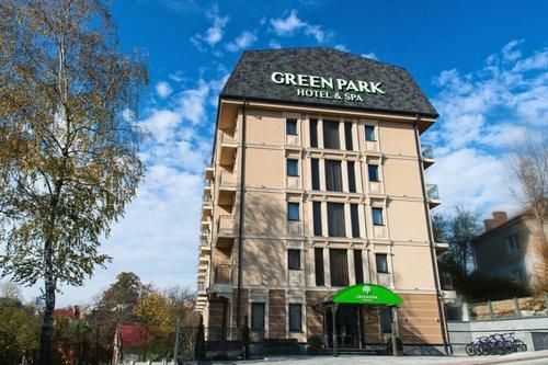 Тур в Green Park 4☆ Украина, Трускавец