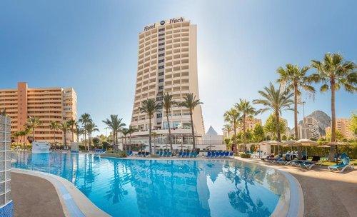 Тур в RH Ifach Family Hotel 4☆ Испания, Коста Бланка