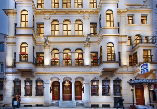 Тур в Amber Hotel Istanbul 3☆ Турция, Стамбул