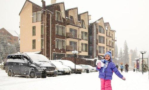Горящий тур в VIP - Residence Apartments Bukovel 3☆ Украина - Карпаты, Буковель (Поляница)