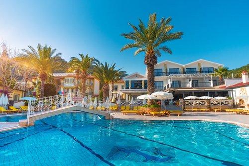 Горящий тур в Karbel Sun Hotel 3☆ Турция, Фетхие