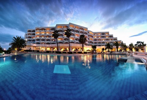 Тур в Cooee President Aquapark & Spa Resort 4☆ Туніс, Хаммамет
