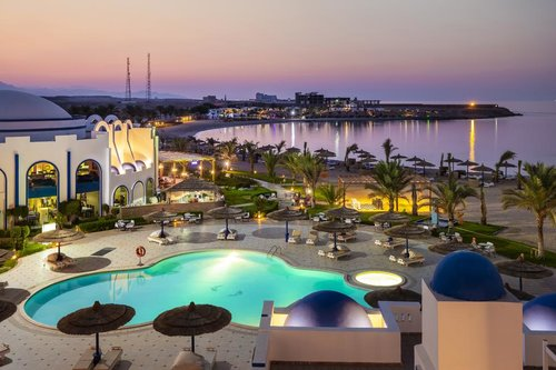 Тур в Coral Sun Beach Hotel 4☆ Египет, Сафага