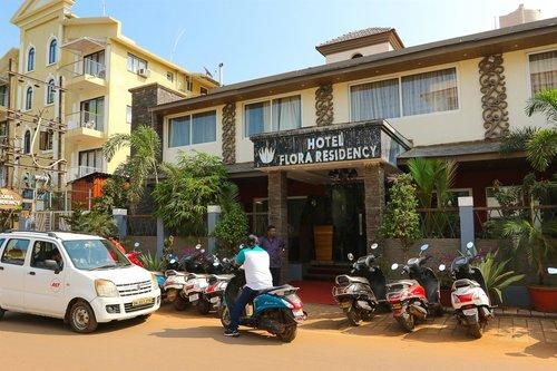 Тур в The Flora Residency 3☆ Индия, Северный Гоа