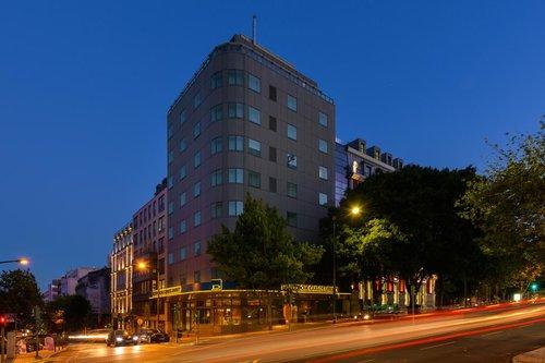 Тур в Dom Carlos Liberty Hotel 3☆ Португалія, Лісабон