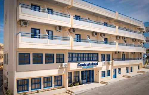 Тур в Central Hersonissos Hotel 3☆ Греция, о. Крит – Ираклион
