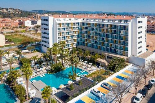 Тур в Aqua Silhouette & Spa 4☆ Испания, Коста Дель Маресме